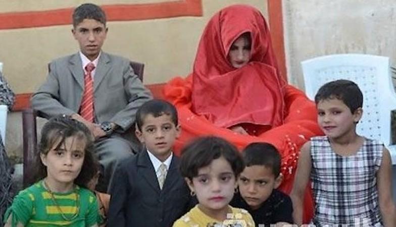 ازدواج کودکان