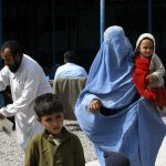 افزایش جمعیت کودکان مهاجر افغان در ایران